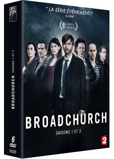 Broadchurch - Saisons 1 et 2 - DVD