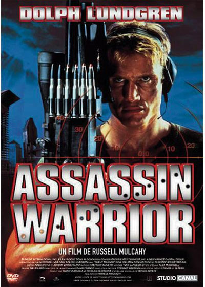 Assassin Warrior - DVD