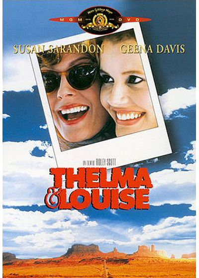 Thelma & Louise (Édition Simple) - DVD