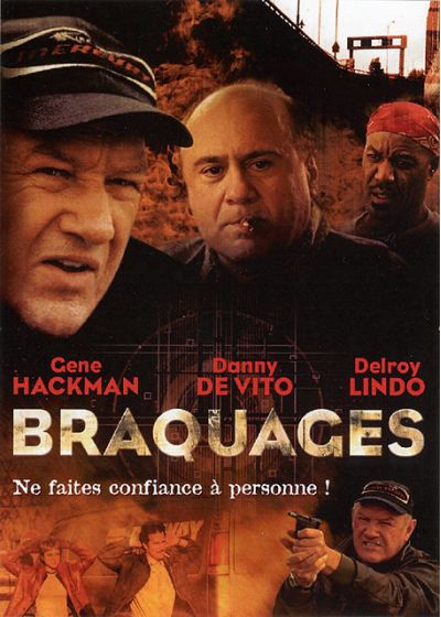 Braquages - DVD