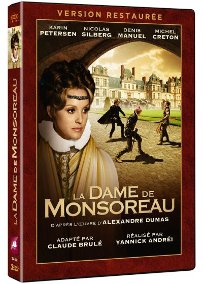 La Dame de Monsoreau (Version restaurée) - DVD