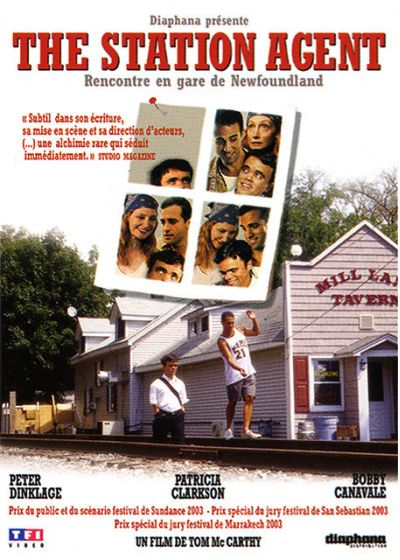The Station Agent - DVD