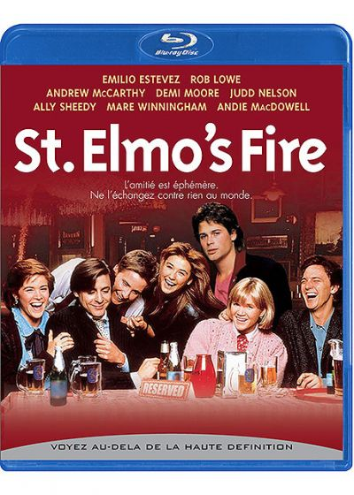St Elmo's Fire - Blu-ray