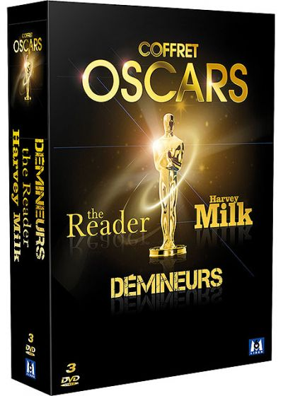 Coffret Oscars - The Reader + Harvey Milk + Démineurs (Pack) - DVD