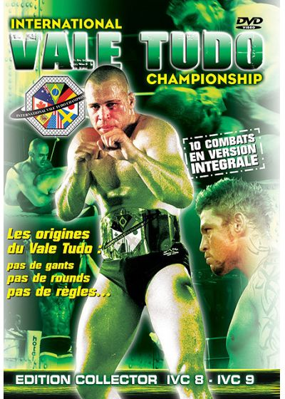 International Vale Tudo Championship - Vol. 8 & 9 - DVD