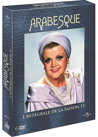 Arabesque - Saison 11 - DVD