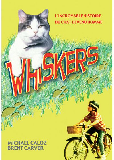 Whiskers - DVD