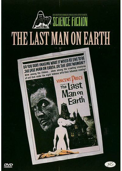 The Last Man On Earth - DVD