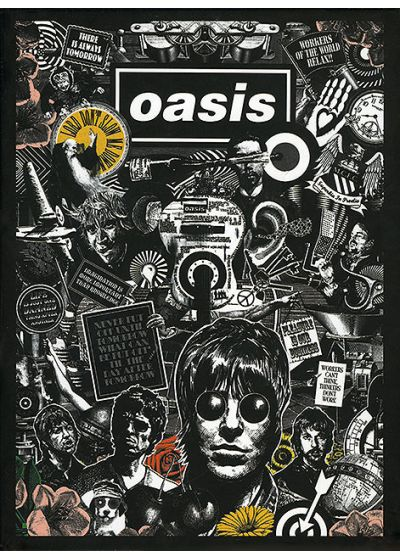 Oasis - Lord Don't Slow Me down - DVD