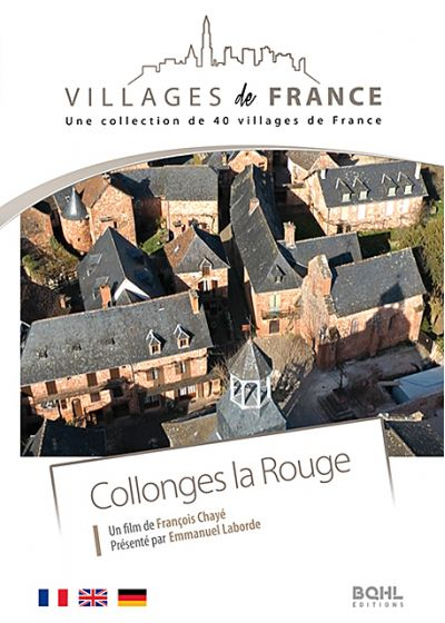 Villages de France volume 28 : Collonges-la-Rouge - DVD