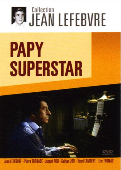 Papy superstar - DVD