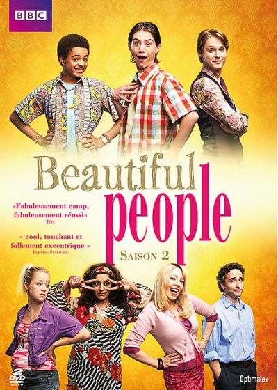 Beautiful People - Saison 2 - DVD