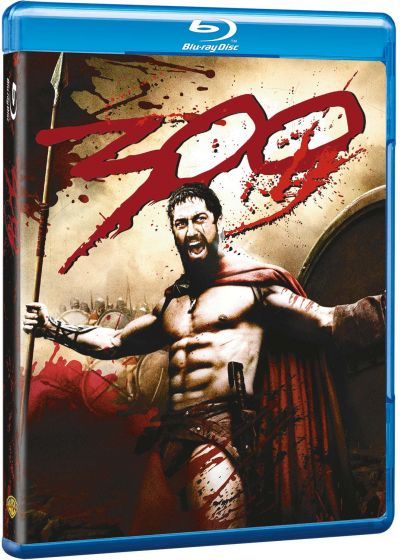 300 (Warner Ultimate (Blu-ray)) - Blu-ray