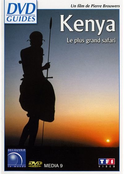Kenya - Le grand safari - DVD
