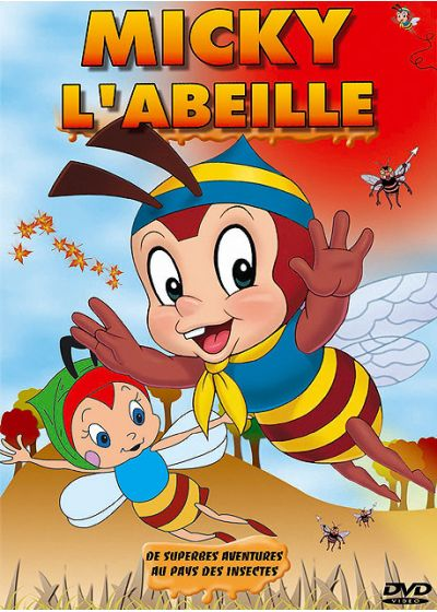 Micky l'abeille - Vol. 3 - DVD