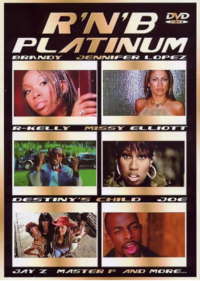 R'N'B Platinum - Volume 1 - DVD