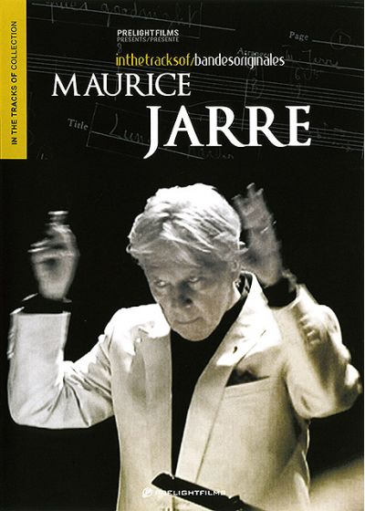 In The Tracks Of / Bandes originales : Maurice Jarre - DVD
