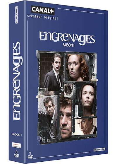 Engrenages - Saison 1 - DVD