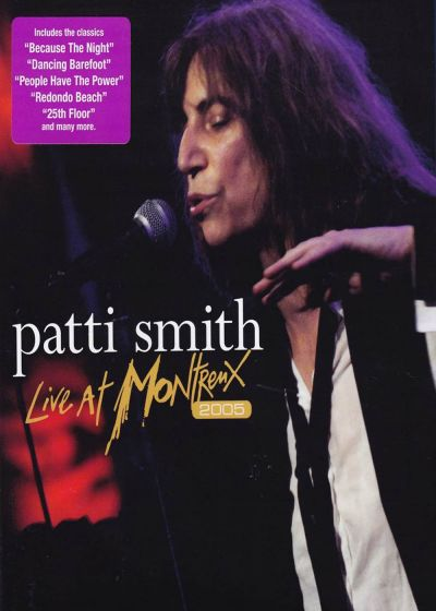 Patty Smith : Live at Montreux 2005 - DVD