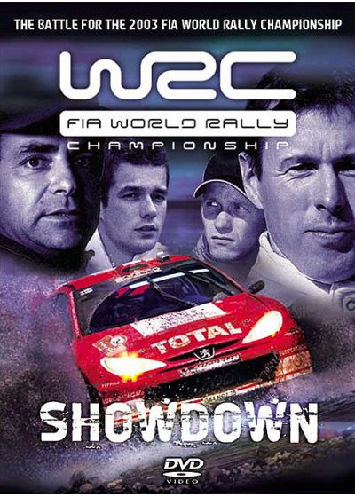 WRC - Fia World Rally Championship - Saisons 2002 & 2003 - Showdown - DVD