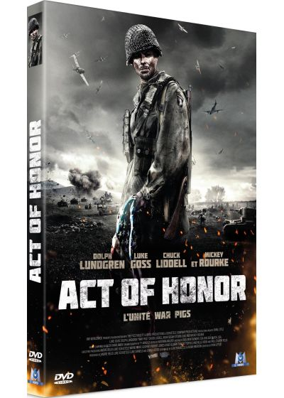 Act of Honor, l'unité War Pigs - DVD
