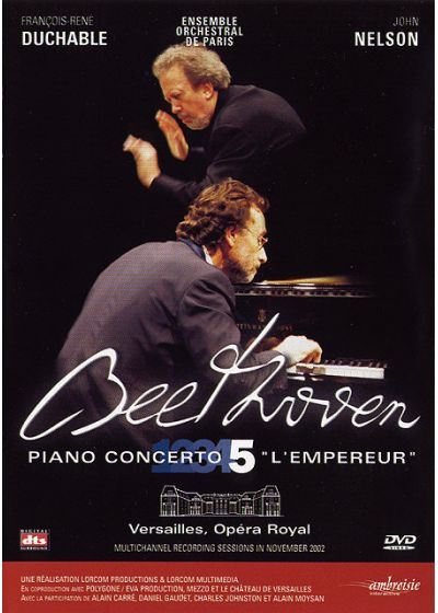 Beethoven - Piano Concerto 5 - DVD