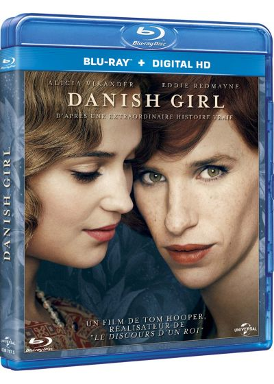 Danish Girl (Blu-ray + Copie digitale) - Blu-ray