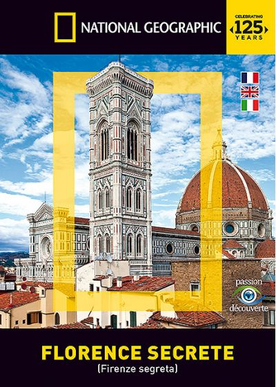 National Geographic - Florence secrète (Firenze segreta) - DVD