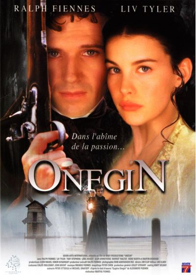 Onegin - DVD