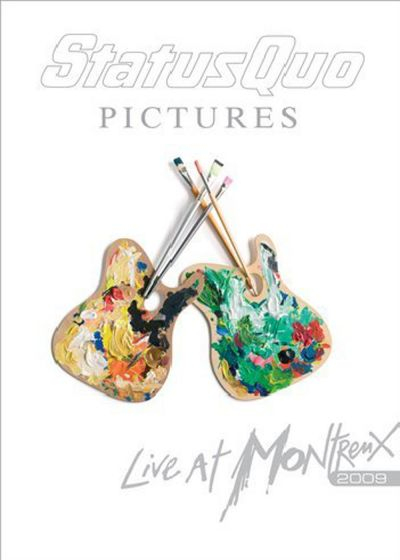 Status Quo : Pictures Live at Montreux 2009 - DVD