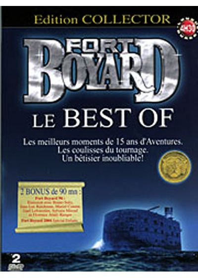 Fort Boyard, le best of - DVD
