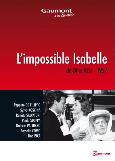 L'Impossible Isabelle - DVD