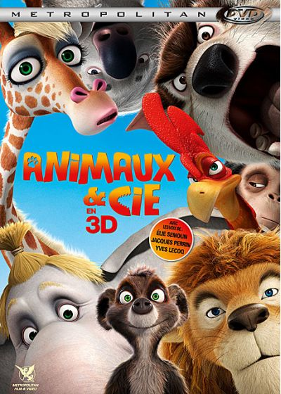 Animaux & Cie - DVD