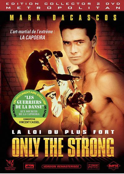 Only the Strong - La loi du plus fort (Édition Collector) - DVD