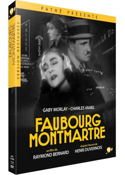 Faubourg Montmartre (Édition Collector Blu-ray + DVD) - Blu-ray