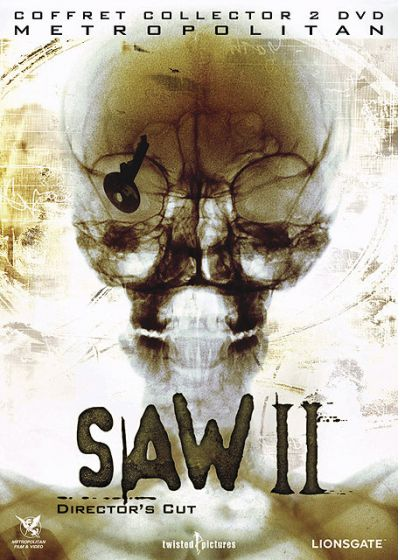 Saw II (Édition Collector) - DVD