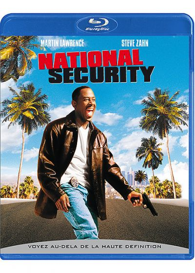 National Security - Blu-ray