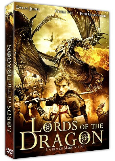 Lords of the Dragon - DVD