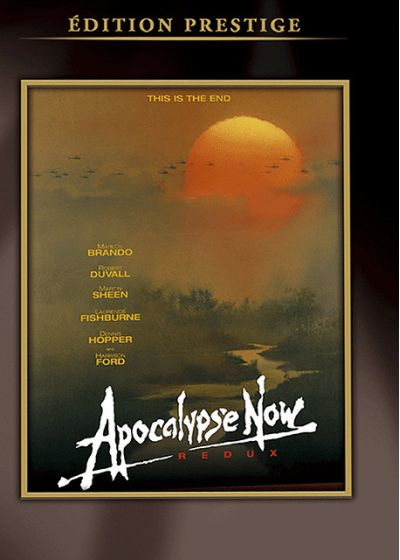 Apocalypse Now Redux (Édition Prestige) - DVD