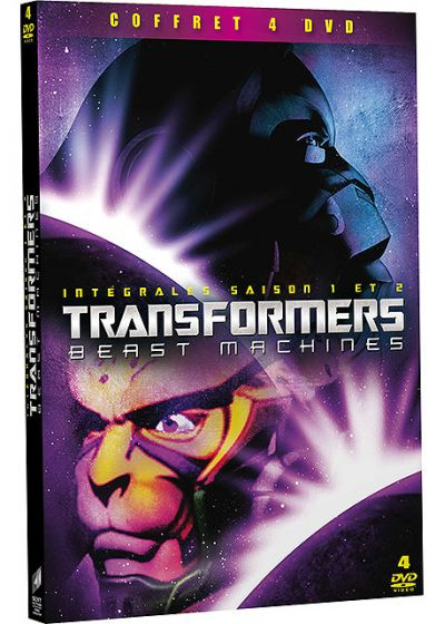 Transformers : Beast Machines - Saisons 1 et 2 - DVD