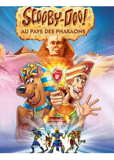 Scooby-Doo! - Au pays des pharaons - DVD