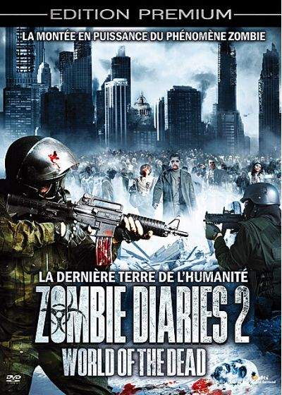 Zombie Diaries 2 : World of the Dead (Édition Premium) - DVD