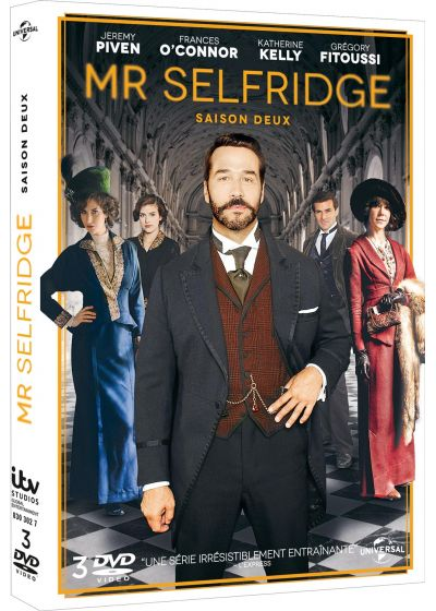 Mr Selfridge - Saison 2 - DVD