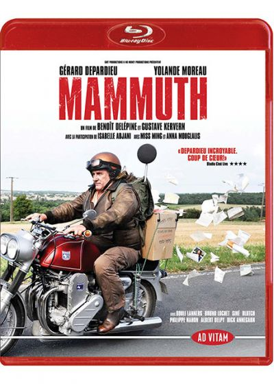 Mammuth - Blu-ray
