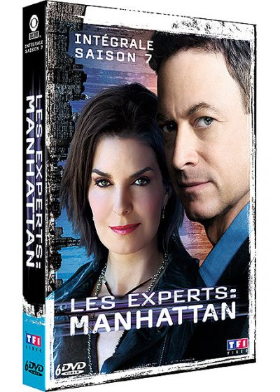 Les Experts : Manhattan - Saison 7 - DVD