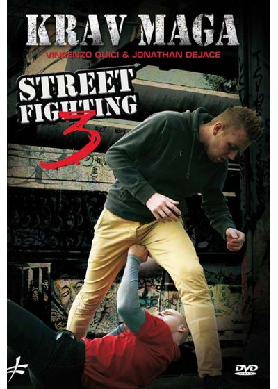 Krav Maga Street Fighting - Vol. 3 - DVD