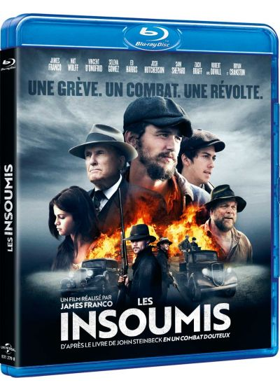 Les Insoumis - Blu-ray