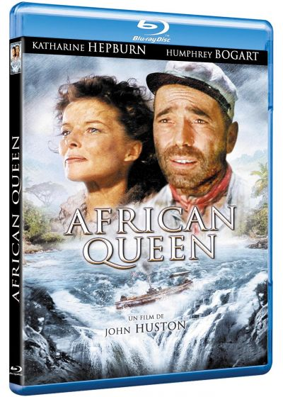 African Queen (Ultimate Edition) - Blu-ray