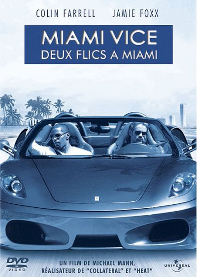 Miami Vice (Deux flics à Miami) - DVD