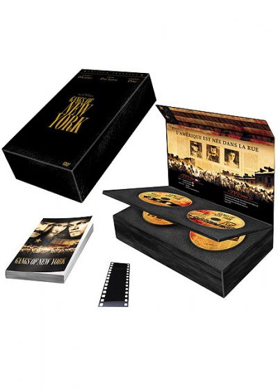 Gangs of New York (Édition Prestige) - DVD